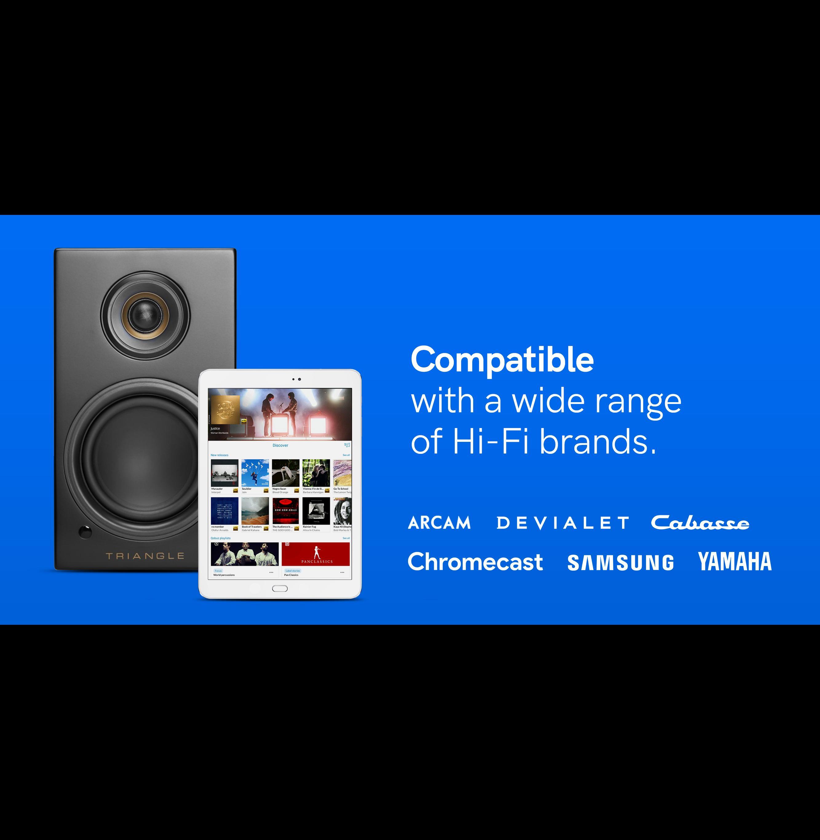 Qobuz HD Music 5.4.3 Screenshot 11