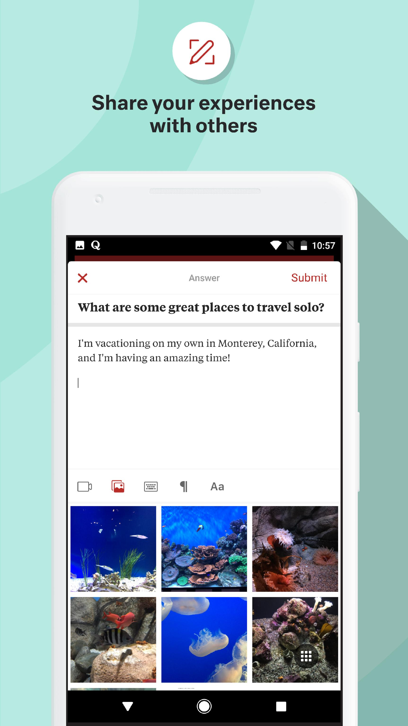 Quora — Questions, Answers, and More 2.8.31 Screenshot 4
