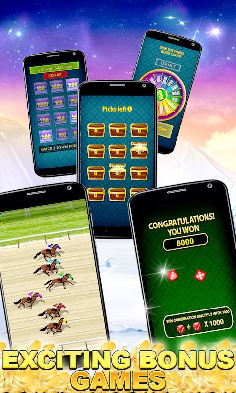 Slot Machine: Bear Slots 2.3 Screenshot 6