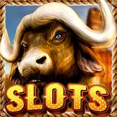 Slots Buffalo Free Casino Game app icon
