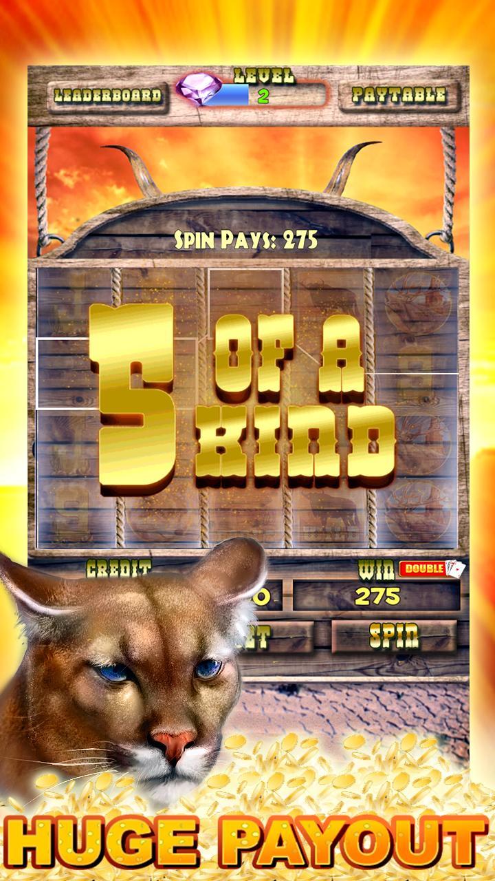 Slots Buffalo Free Casino Game 2.0 Screenshot 3