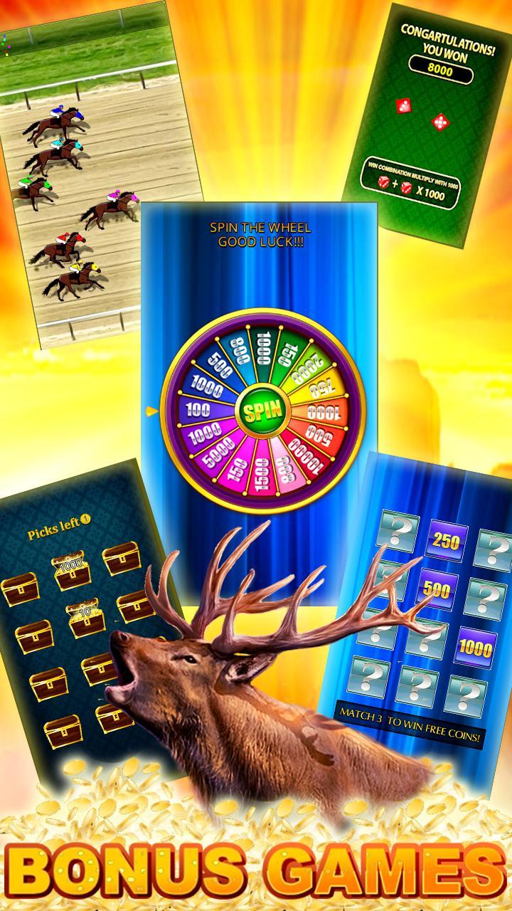 Slots Buffalo Free Casino Game 2.0 Screenshot 4