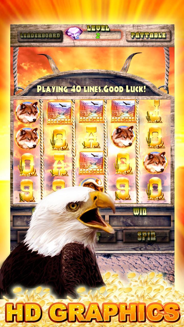 Slots Buffalo Free Casino Game 2.0 Screenshot 5