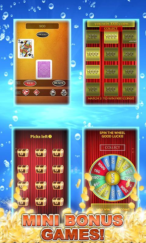 Slot Machine: Fish Slots 2.3 Screenshot 6