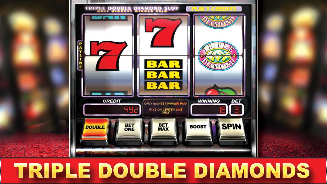 Triple Double Diamond Slots 2.7 Screenshot 5