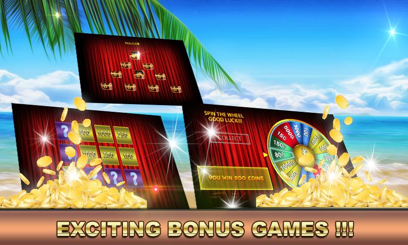 Slot Machine Vacation Paradise 2.0 Screenshot 3