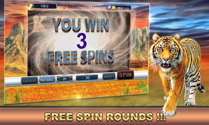 Slot Machine: Wild Cats 2.1 Screenshot 3