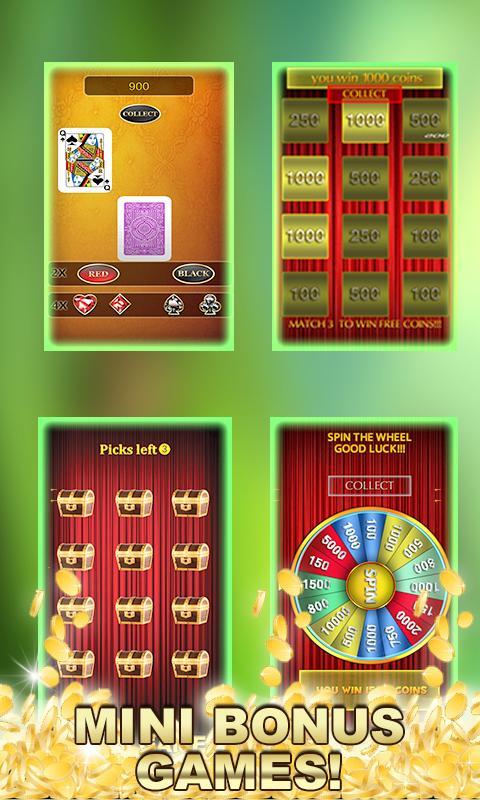 Slot Machine: Wild Gorilla 2.3 Screenshot 5