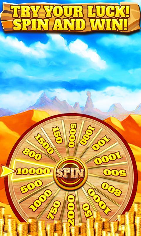 Slot Machine: Wild West 2.3 Screenshot 8