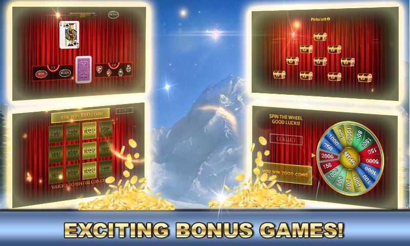 Slot Machine: Wolf Slots 2.2 Screenshot 3