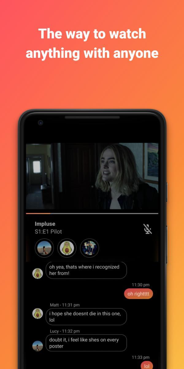 Rabbit – Watch Together 4.0.92 Screenshot 1