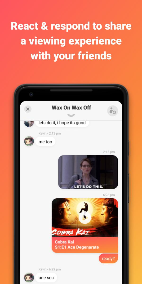 Rabbit – Watch Together 4.0.92 Screenshot 3