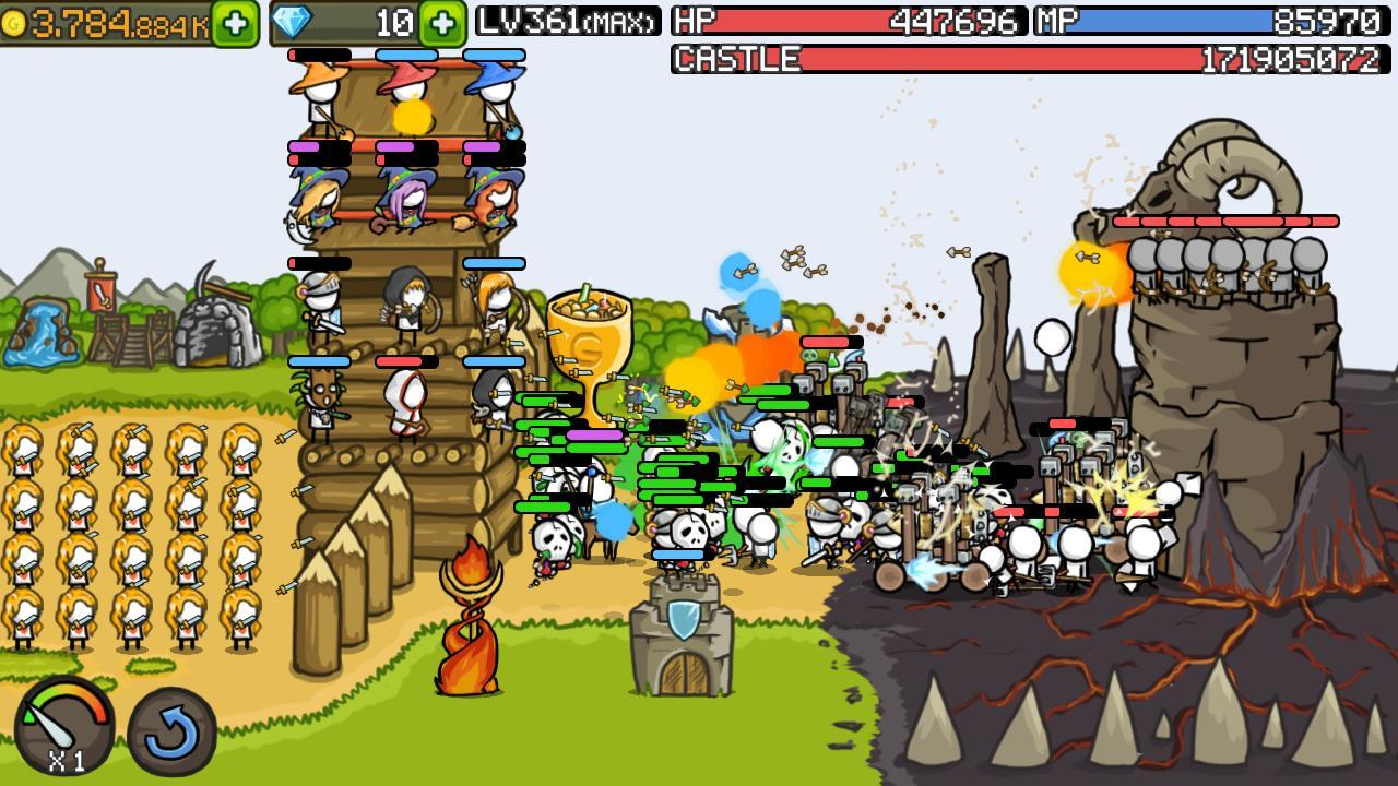 Grow Castle 1.31.13 Screenshot 1