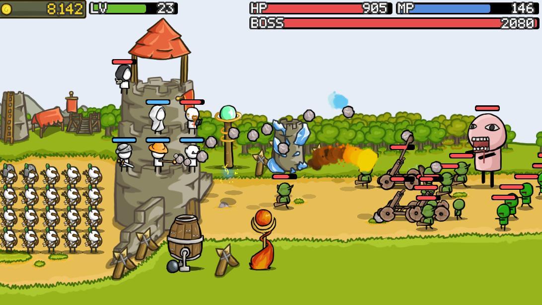 Grow Castle 1.31.13 Screenshot 12