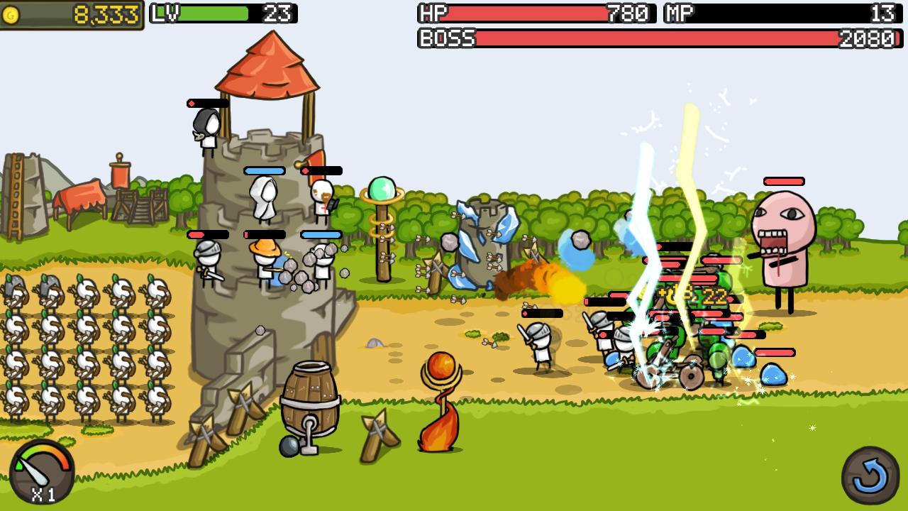 Grow Castle 1.31.13 Screenshot 2