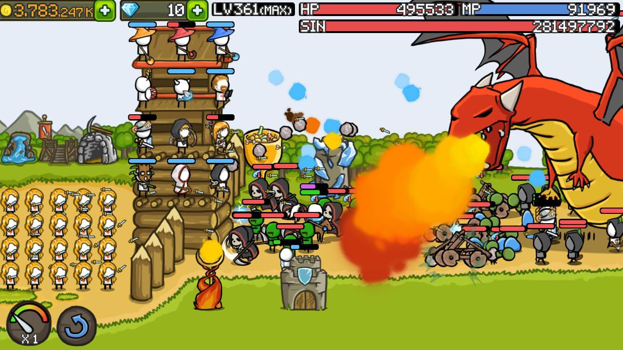 Grow Castle 1.31.13 Screenshot 3