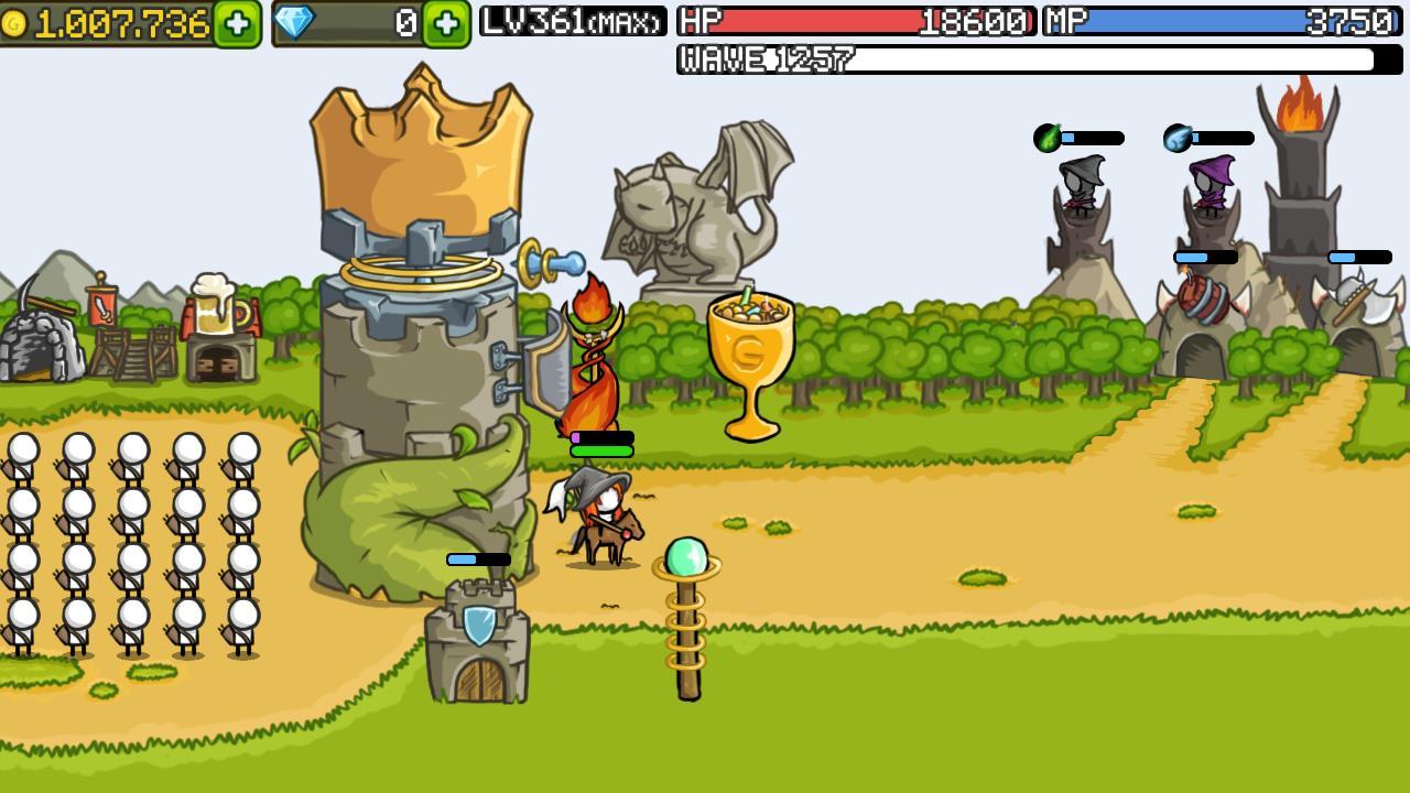 Grow Castle 1.31.13 Screenshot 5