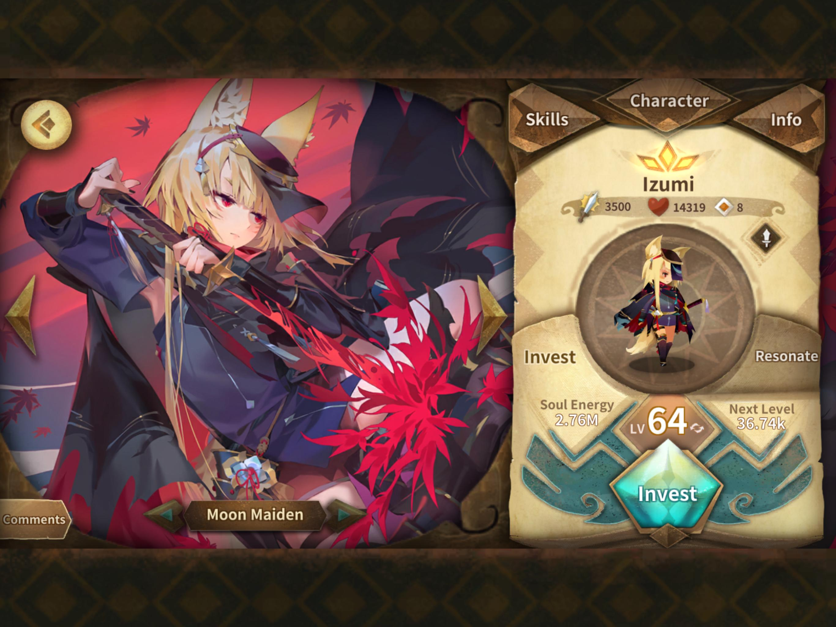 Sdorica mirage 2.3.3 Screenshot 11
