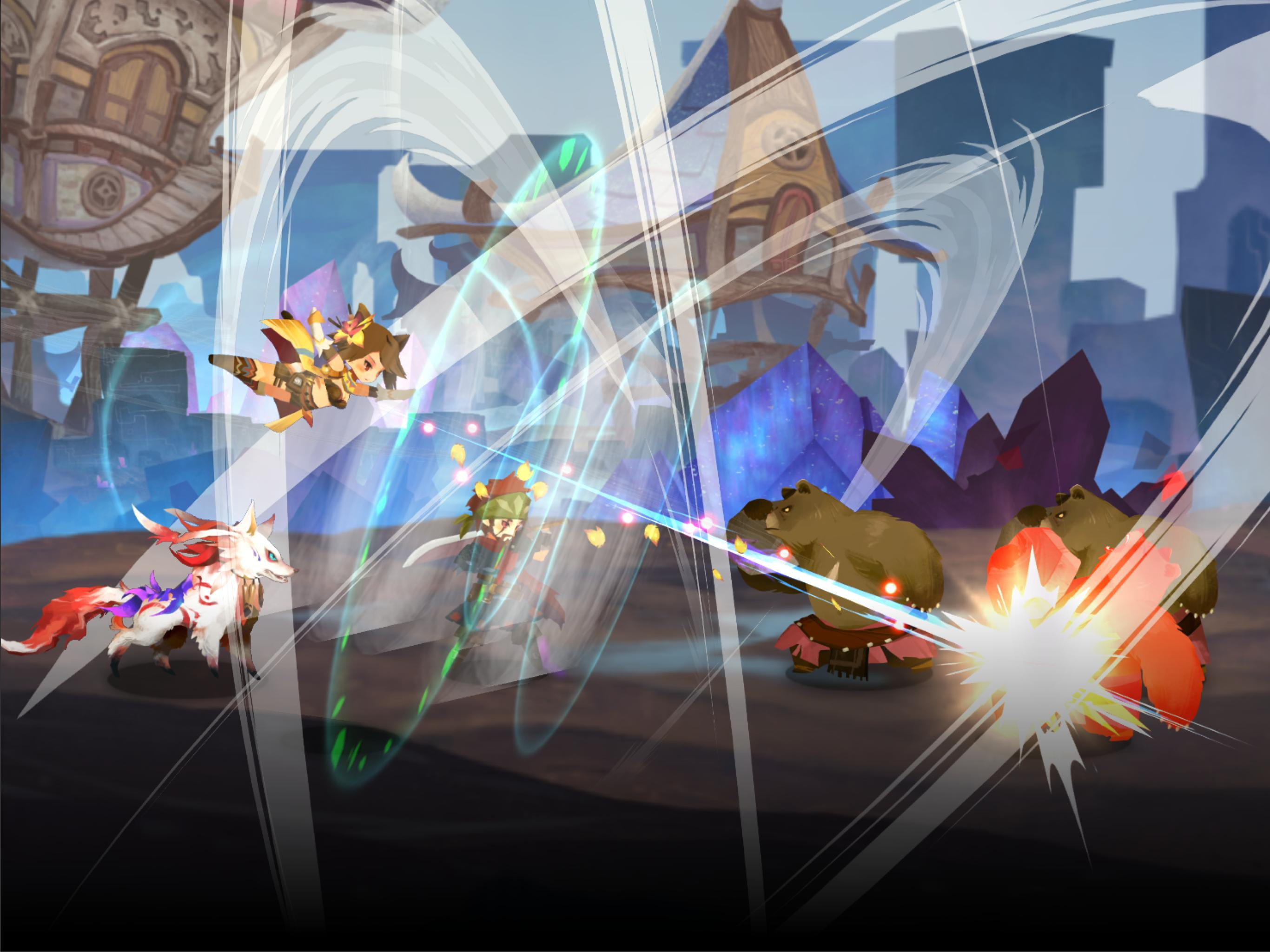 Sdorica mirage 2.3.3 Screenshot 14
