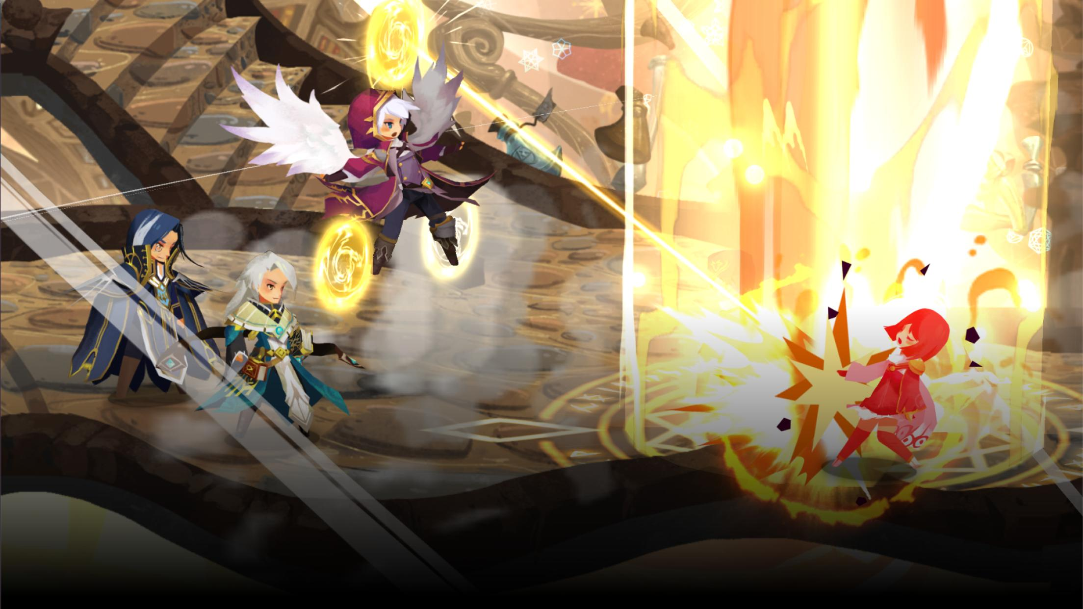 Sdorica mirage 2.3.3 Screenshot 2