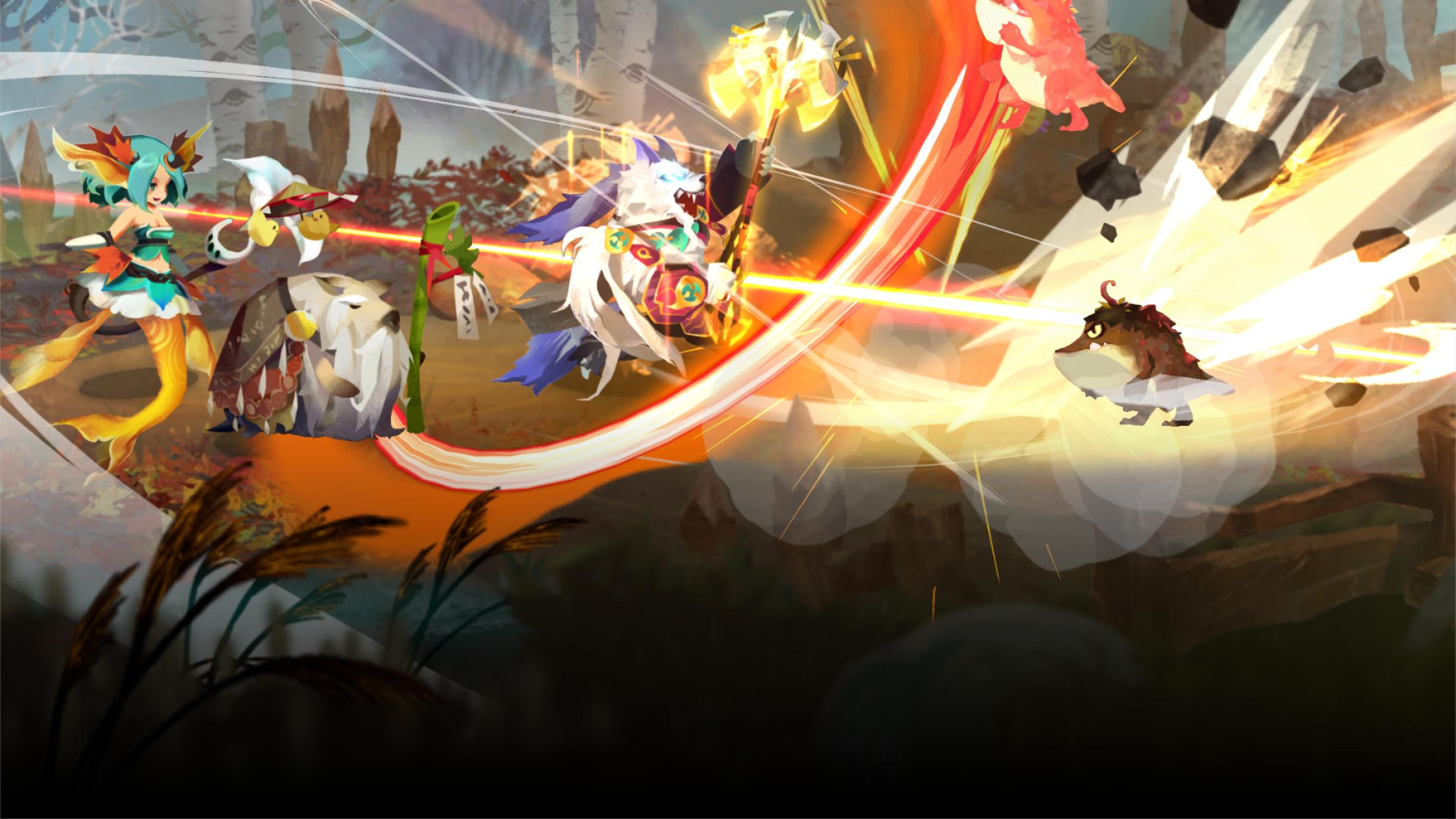 Sdorica mirage 2.3.3 Screenshot 3