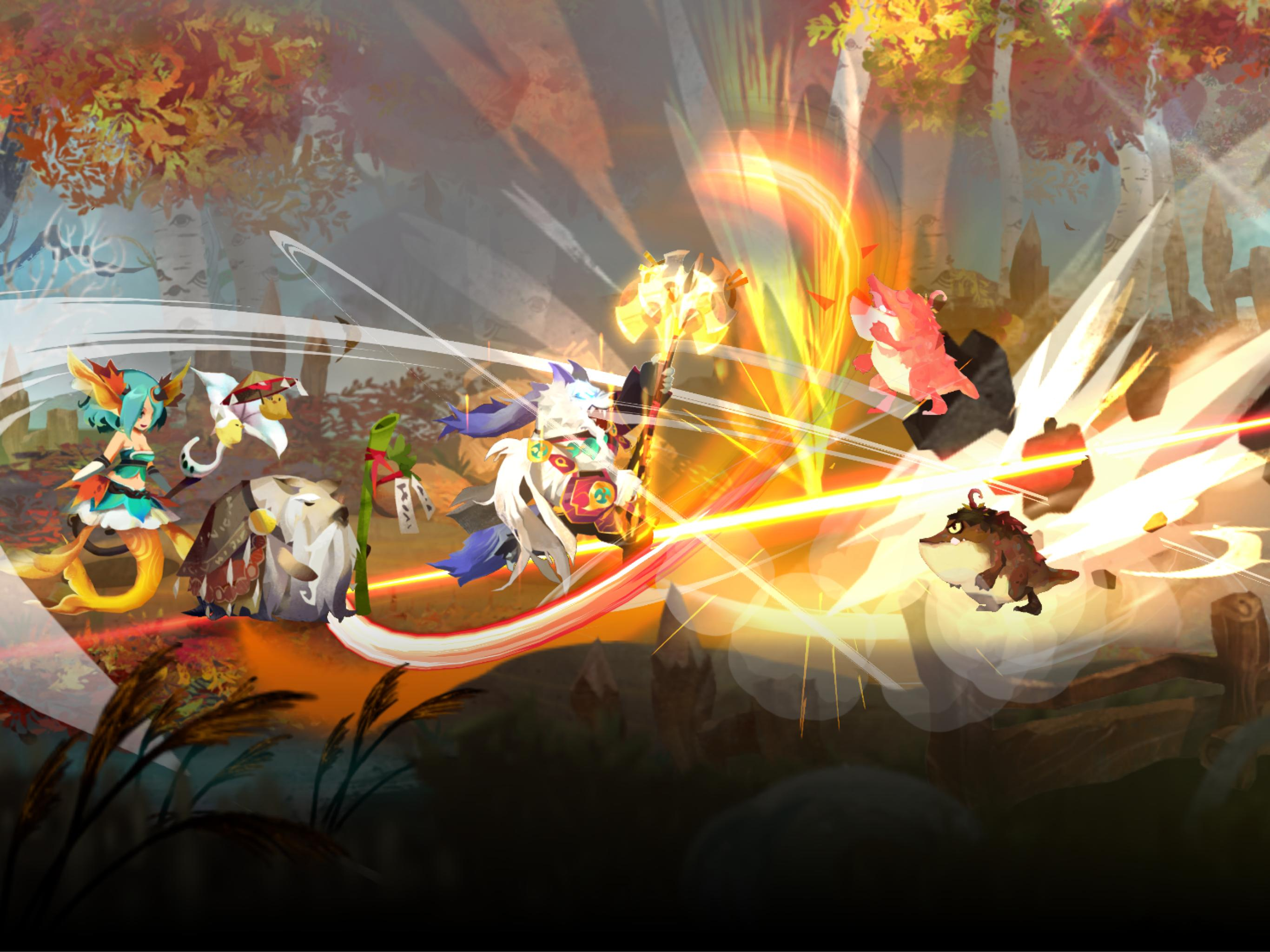 Sdorica mirage 2.3.3 Screenshot 8
