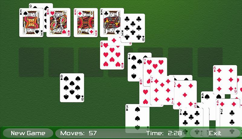 Solitaire 9.7 Screenshot 2