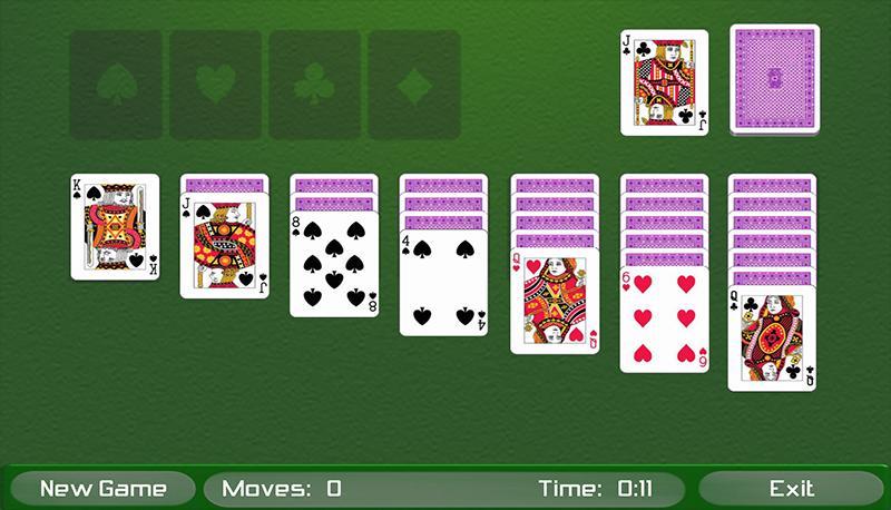 Solitaire 9.7 Screenshot 3