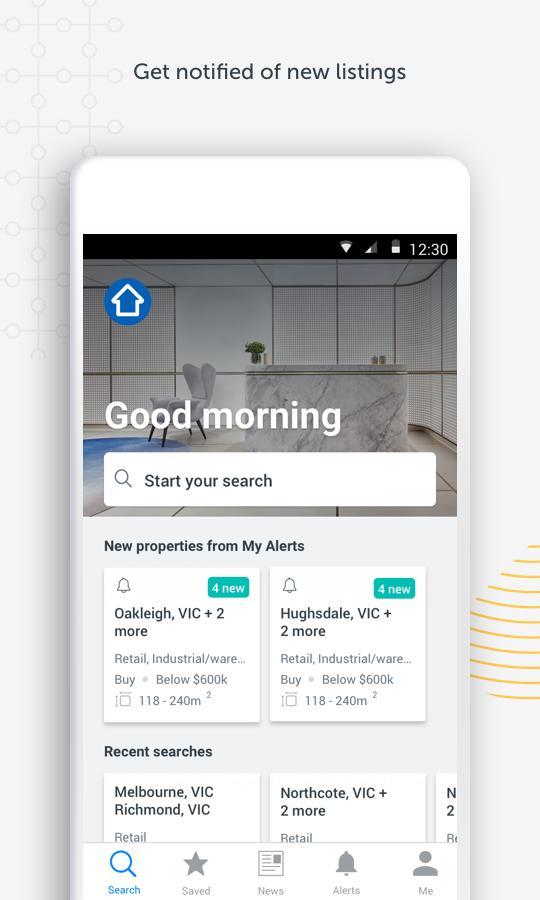 realcommercial.com.au 2.93 Screenshot 3
