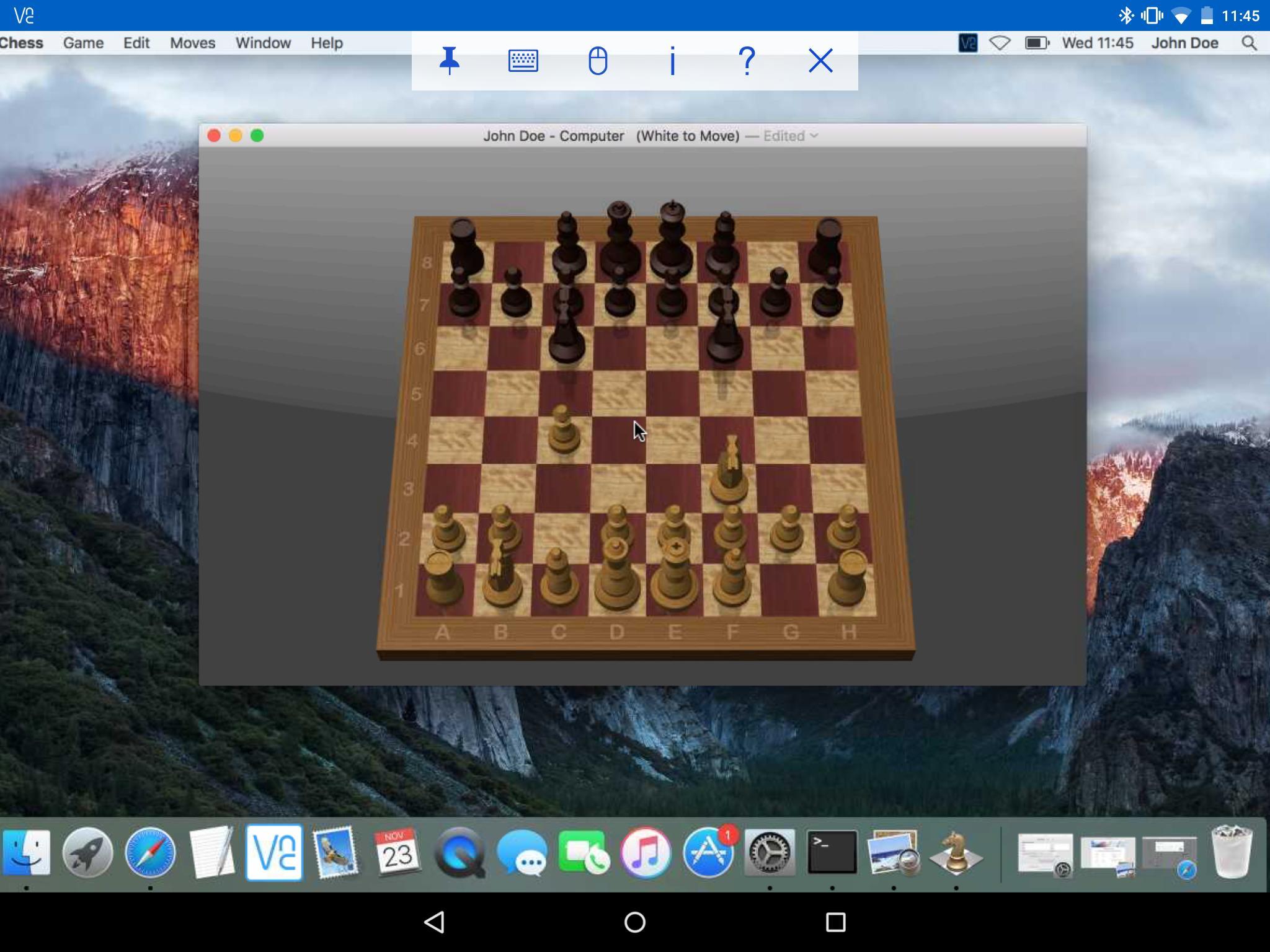 VNC Viewer Remote Desktop 3.6.1.42089 Screenshot 11