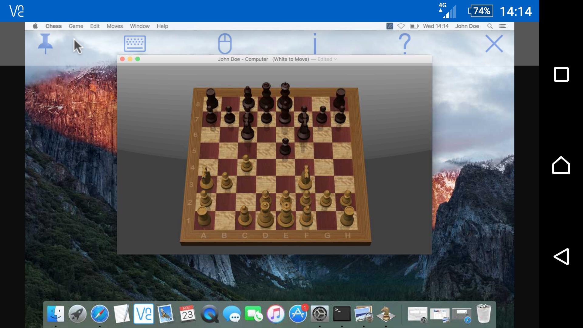 VNC Viewer Remote Desktop 3.6.1.42089 Screenshot 5