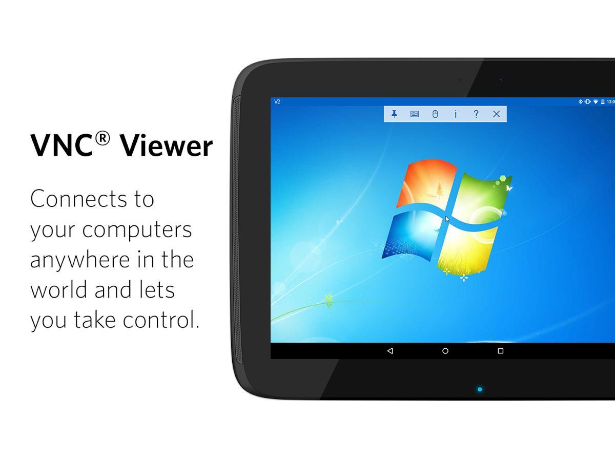 VNC Viewer Remote Desktop 3.6.1.42089 Screenshot 7