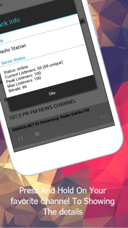 Radio Manado On Air 1.0 Screenshot 4