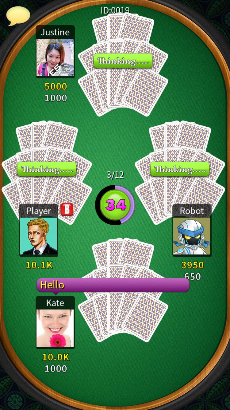 Chinese Poker Online (Pusoy Online/13 Card Online) 1.37 Screenshot 2