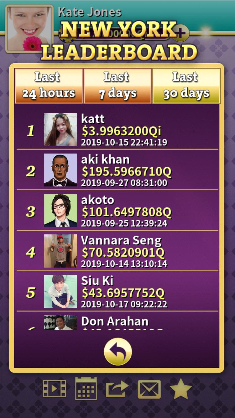 Chinese Poker Online (Pusoy Online/13 Card Online) 1.37 Screenshot 5