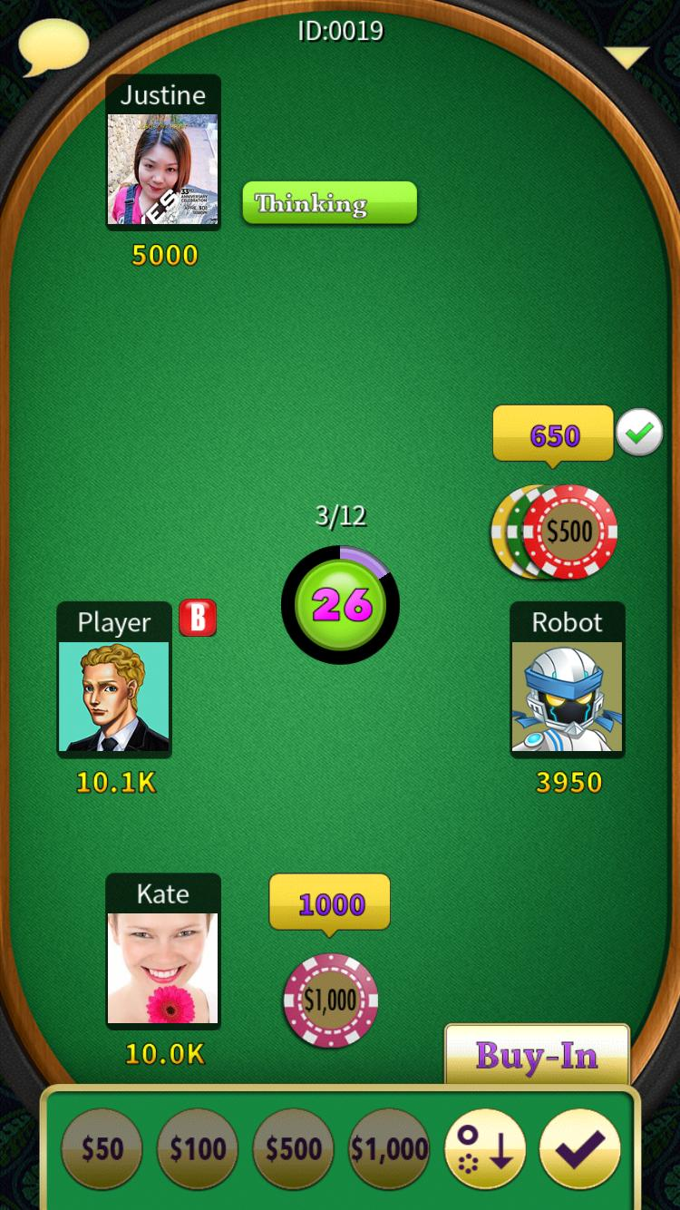 Chinese Poker Online (Pusoy Online/13 Card Online) 1.37 Screenshot 7