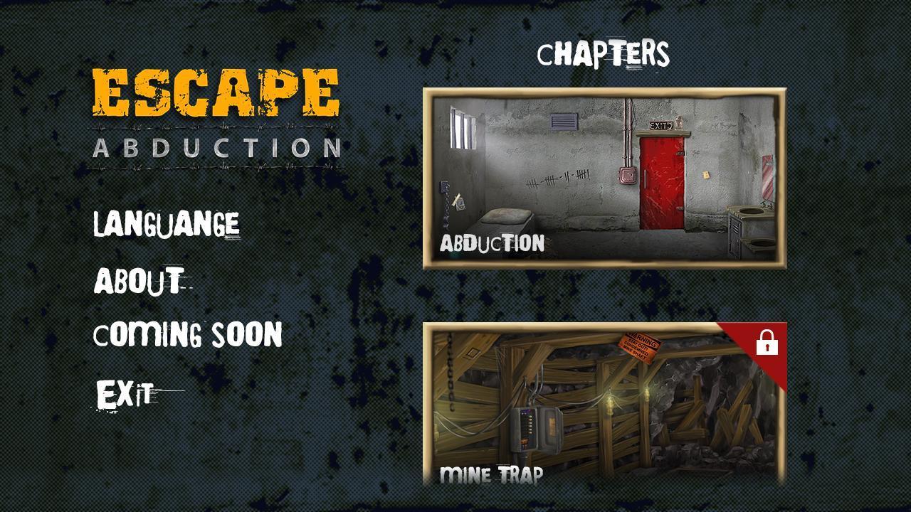 Escape Abduction Escape Puzzle Adventure 2.0.7 Screenshot 1