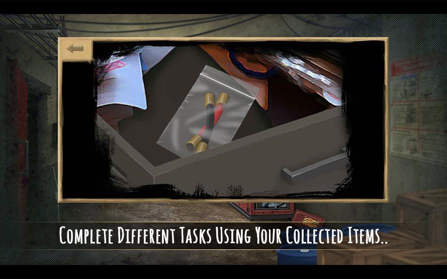 Escape Abduction Escape Puzzle Adventure 2.0.7 Screenshot 13