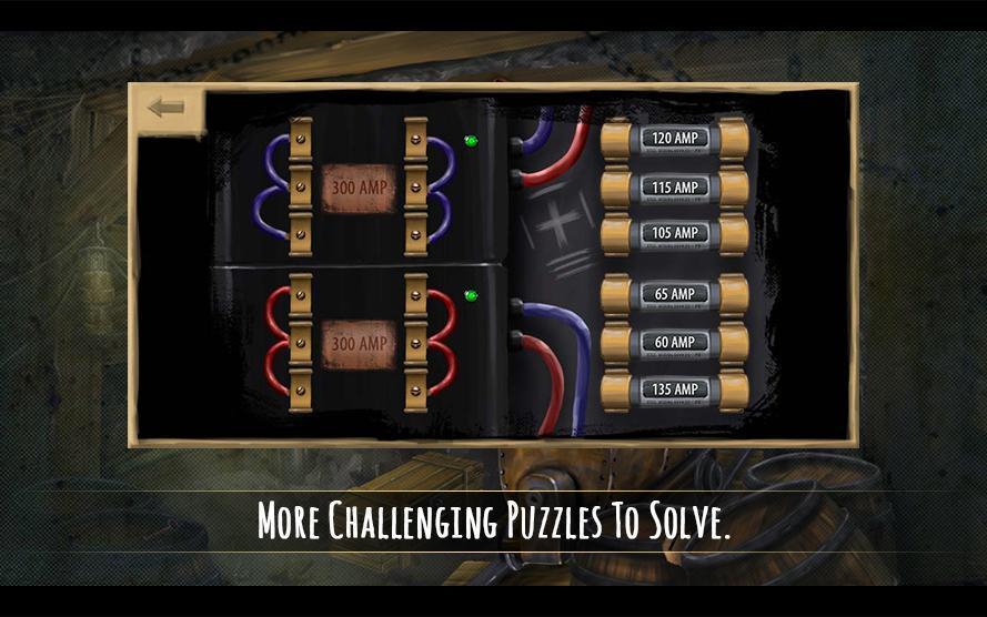 Escape Abduction Escape Puzzle Adventure 2.0.7 Screenshot 16