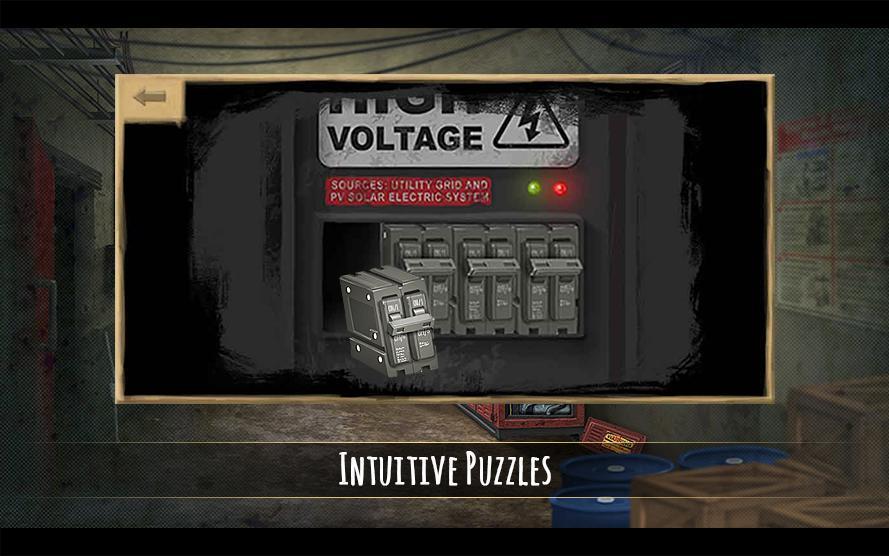 Escape Abduction Escape Puzzle Adventure 2.0.7 Screenshot 19