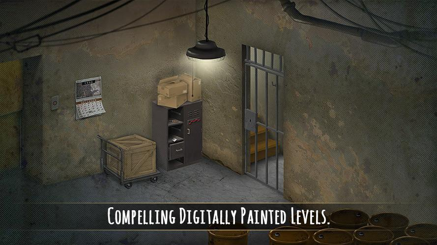 Escape Abduction Escape Puzzle Adventure 2.0.7 Screenshot 2