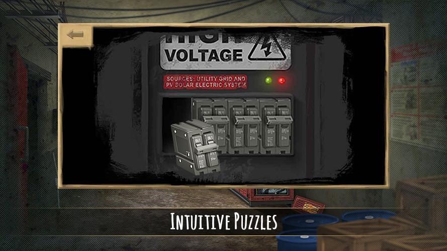 Escape Abduction Escape Puzzle Adventure 2.0.7 Screenshot 3