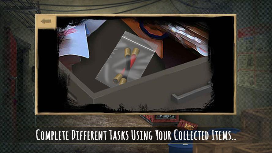 Escape Abduction Escape Puzzle Adventure 2.0.7 Screenshot 5