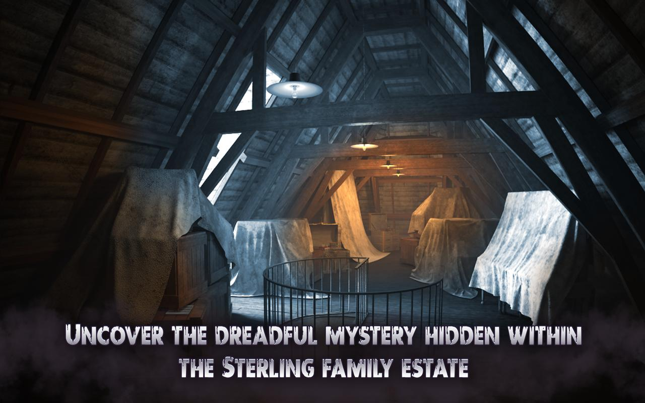 Haunted Manor 2 – The Horror behind the Mystery 1.5.2 Screenshot 2