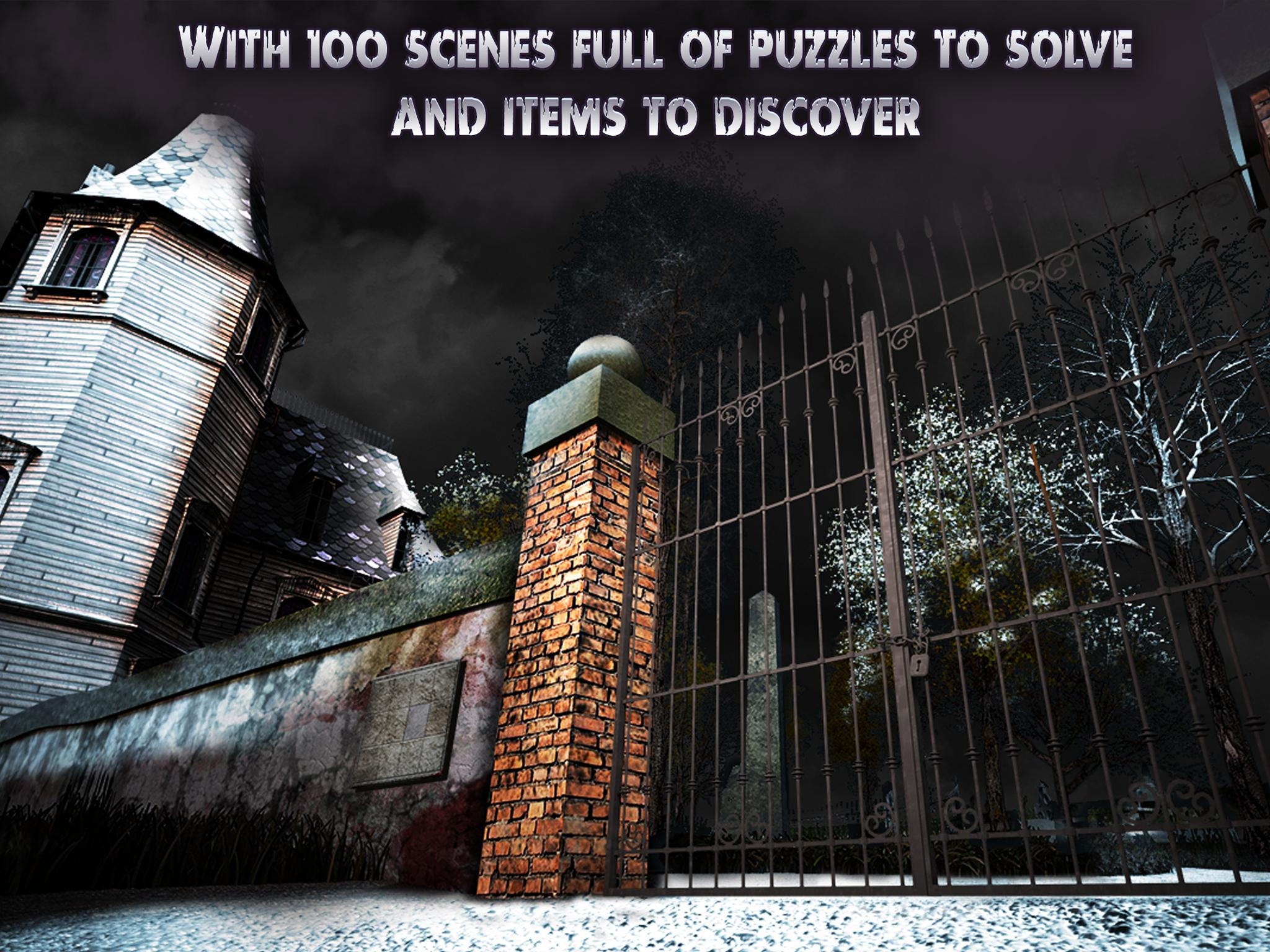 Haunted Manor 2 – The Horror behind the Mystery 1.5.2 Screenshot 6