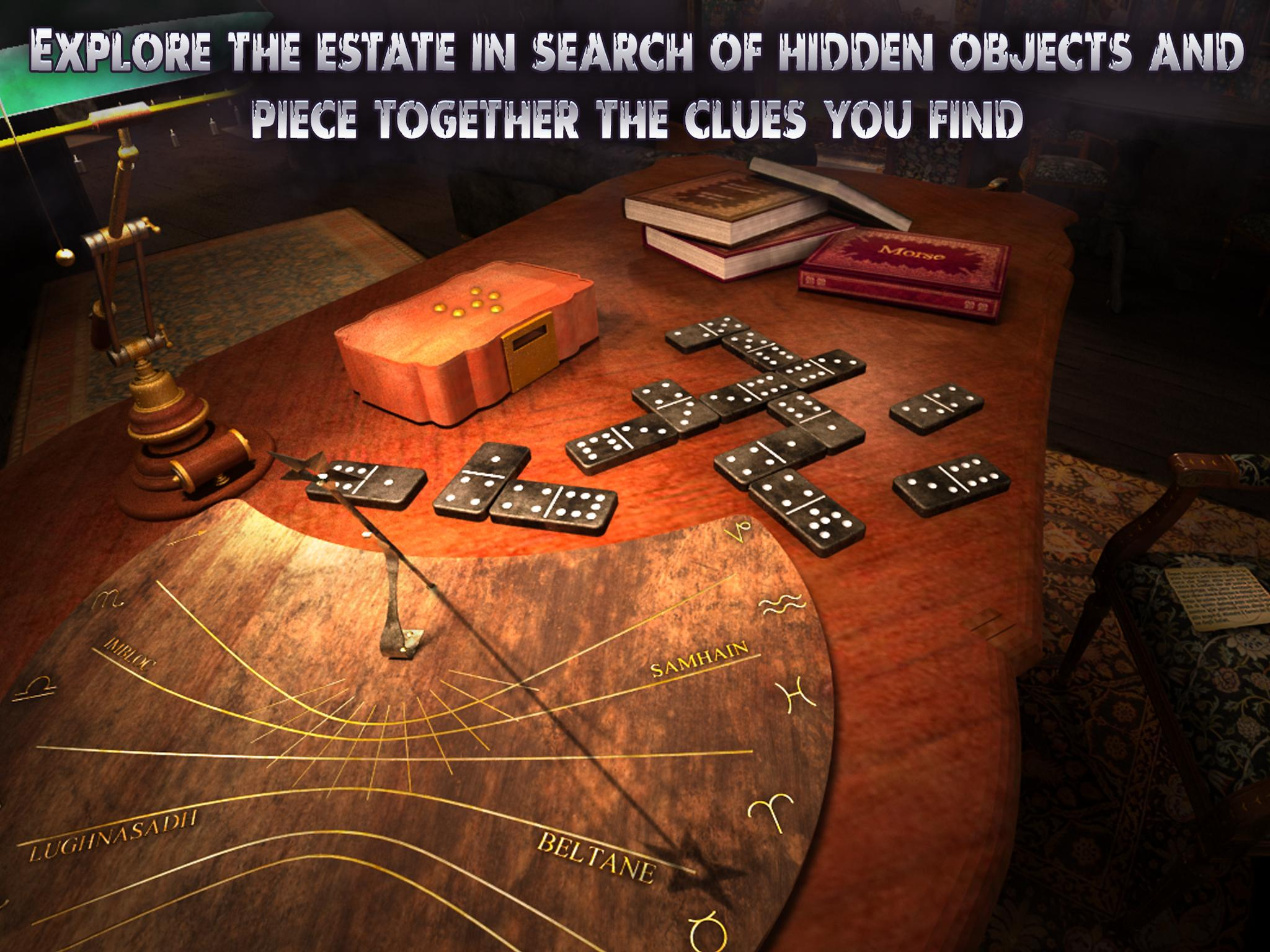 Haunted Manor 2 – The Horror behind the Mystery 1.5.2 Screenshot 8
