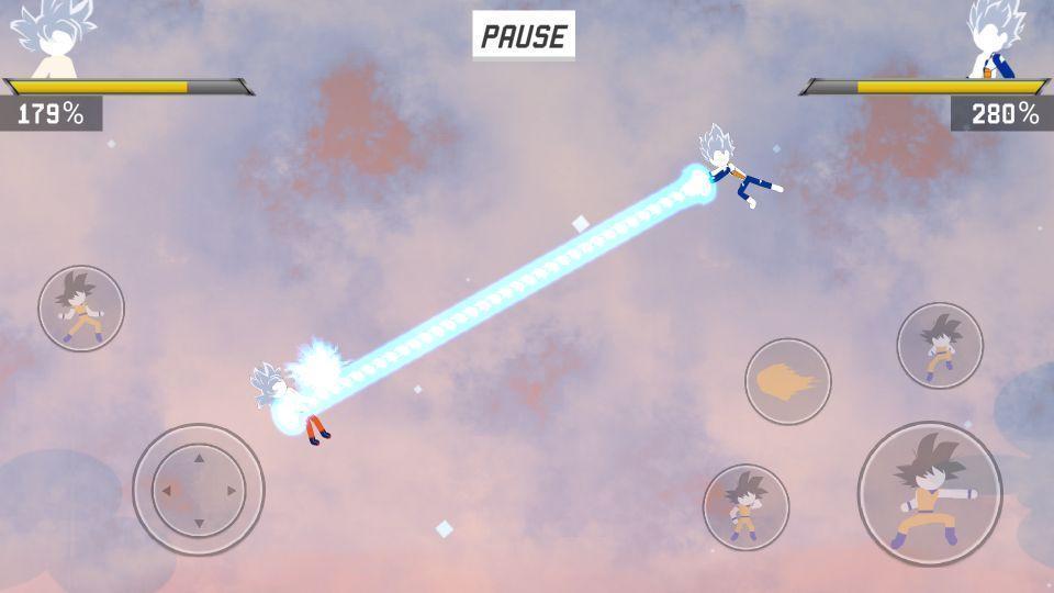 Stick Shadow War Fight 2.0.1 Screenshot 2