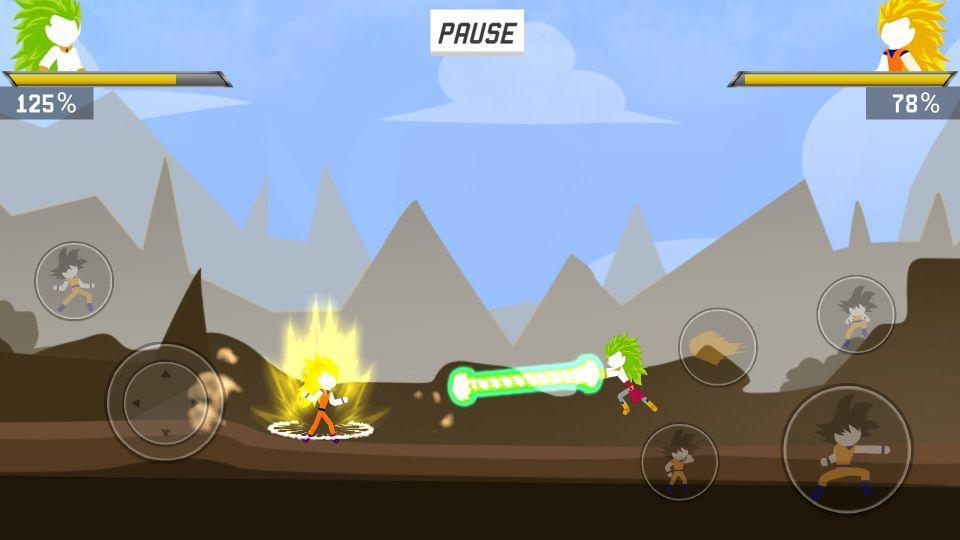 Stick Shadow War Fight 2.0.1 Screenshot 4