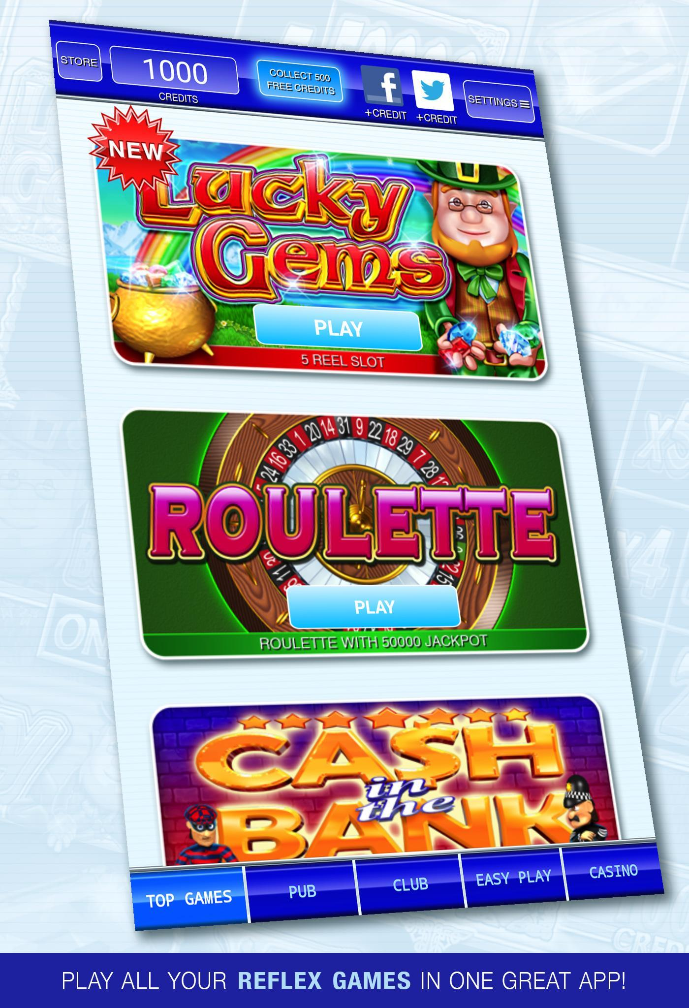 Reflex Gaming Fruit Machines 1.31.1 Screenshot 1