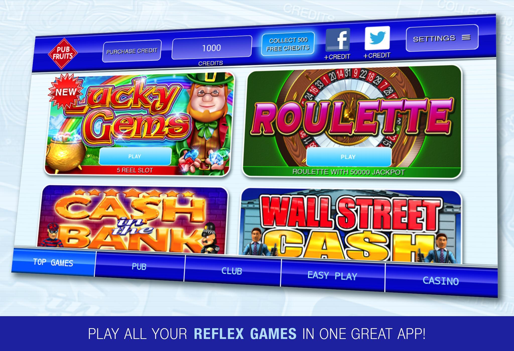 Reflex Gaming Fruit Machines 1.31.1 Screenshot 6